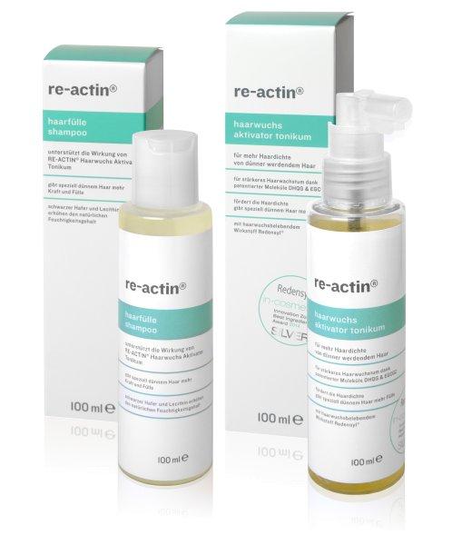 re-actin Tonikum & Shampoo
