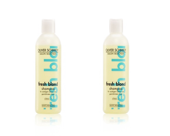 Duo Set: 2 x fresh blond shampoo