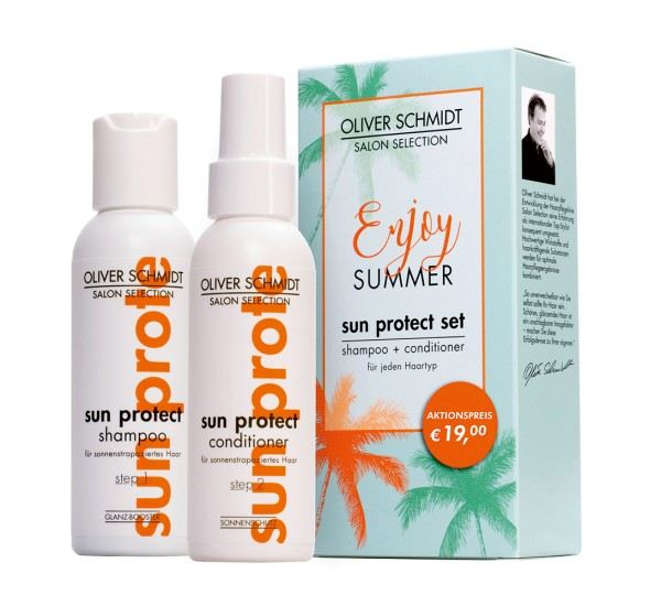 Set: Sun Protect Shampoo + Conditioner