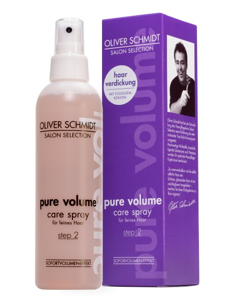 Pure Volume Conditioner Care Spray